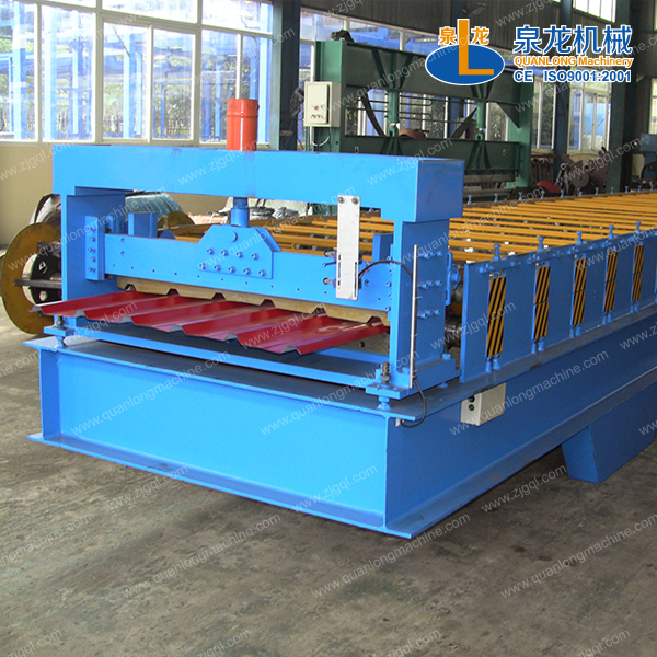 CX Series Roll Forming Machine