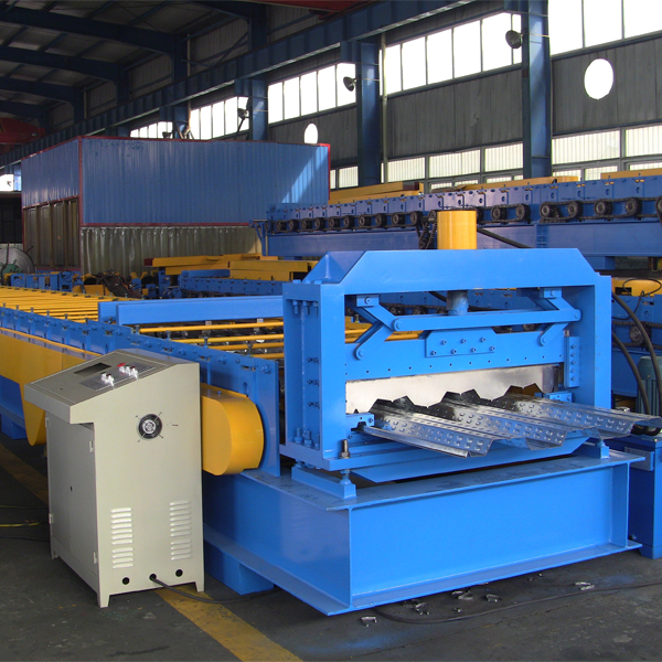 Deck Roll Forming Machine video