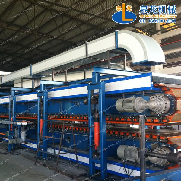 Polyurethane Sandwich Panel Production Line (PU)