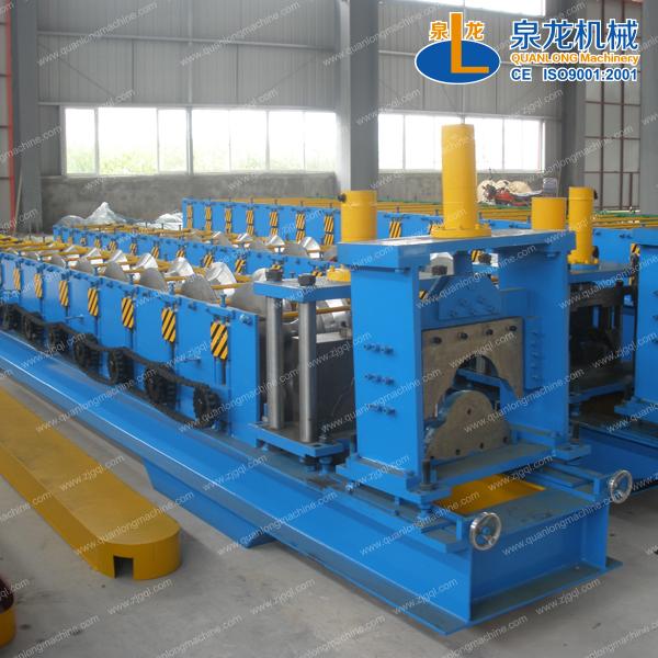 Rigde Cap Roll Forming Machine