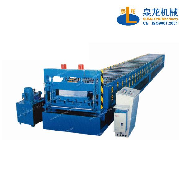 Floor Deck Forming Machine