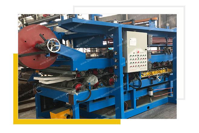 Sandwich Panel Machine | Quanlong Machinery is a supplier