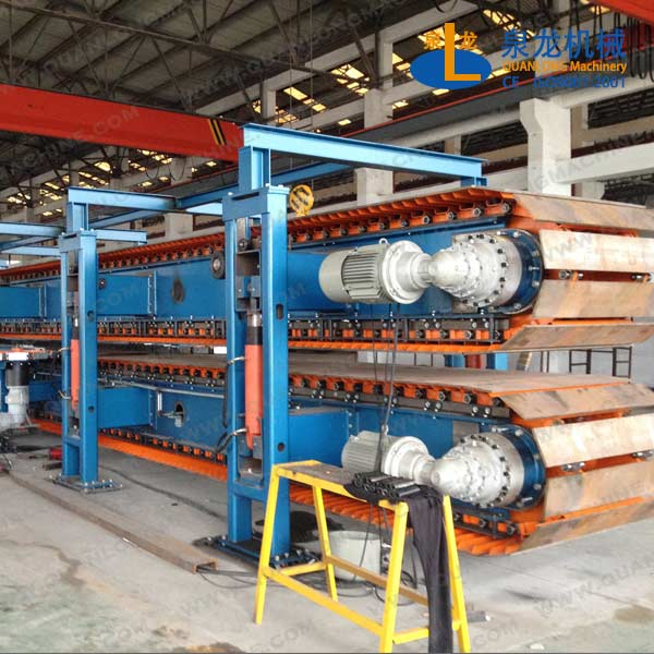 PIR Sandwich Panel Production Line