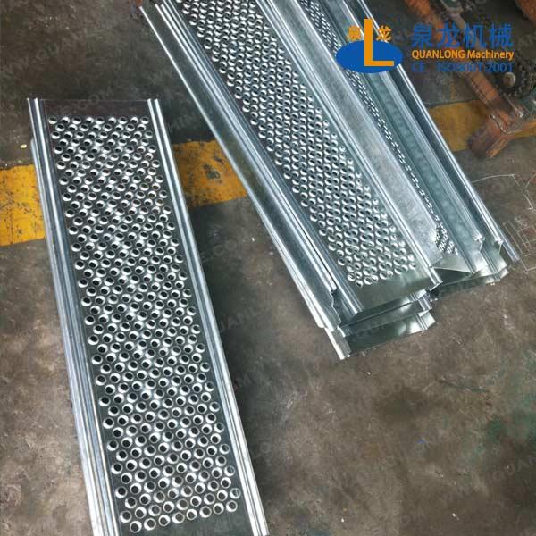Scaffolding Roll Forming Machine