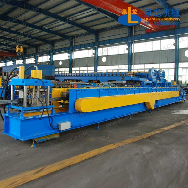 Solar Frame Roll Forming Machine